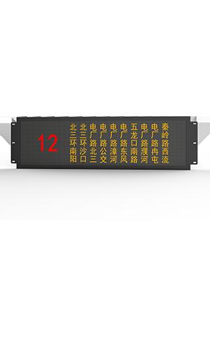 TM3186-64点阵侧LED屏