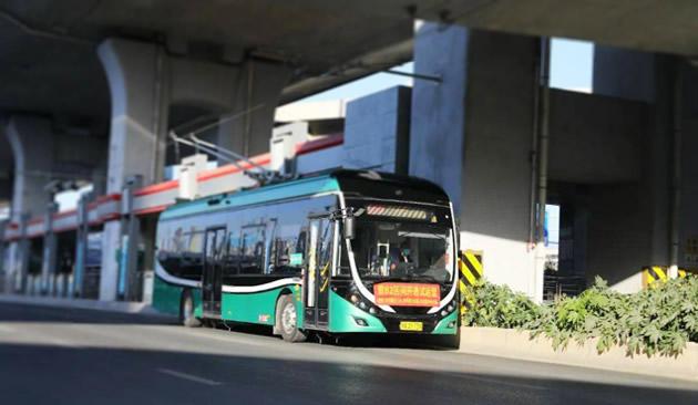 BRT智能公交系统解决方案